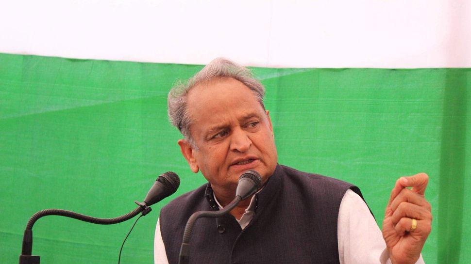गुर्जर आंदोलन पर CM गहलोत का बयान कहा- सविंधान संशोधन के बाद ही मिल सकता है आरक्षण