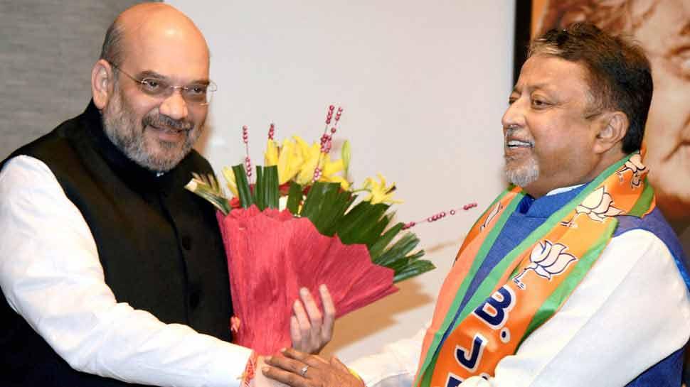 TMC विधायक की हत्या मामले में BJP नेता मुकुल राय पर FIR
