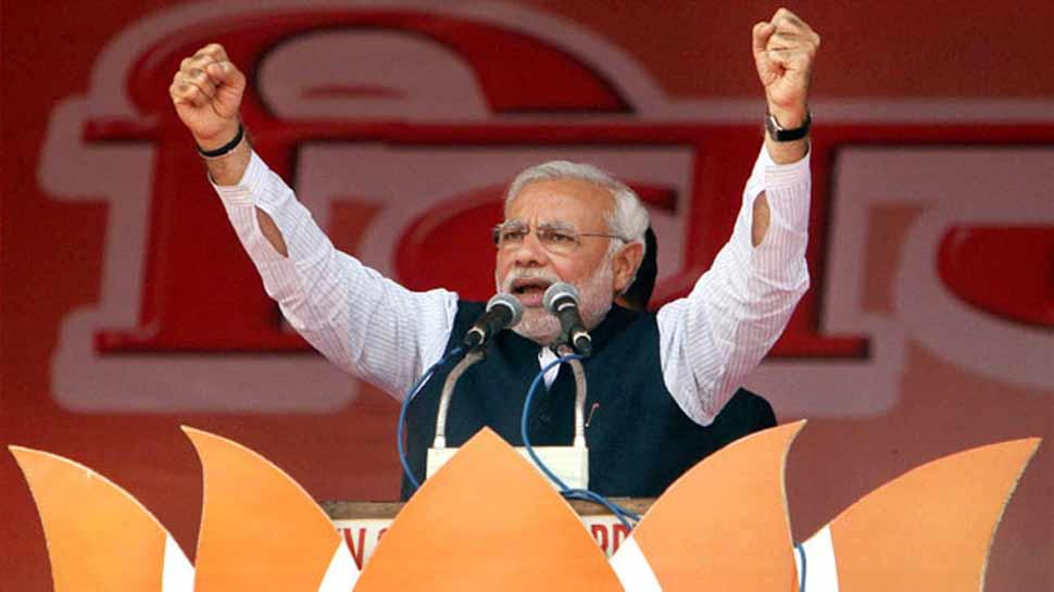 PM मोदी मध्य प्रदेश में 15 फरवरी को करेंगे बीजेपी का चुनावी शंखनाद