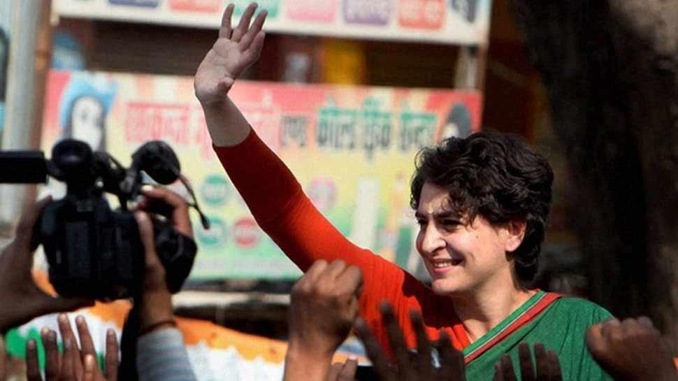 महासचिव बनने के बाद पहली बार यूपी के दौरे पर प्रियंका गांधी, लखनऊ में आज रोड शो