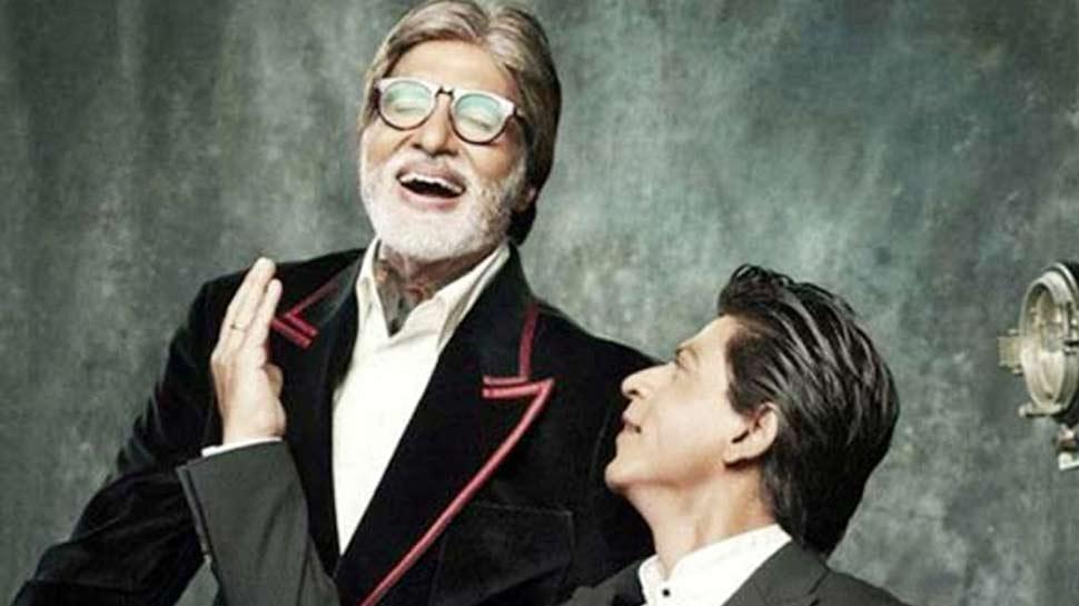 Viral Post : शाहरुख खान ने बिग बी से कहा- 'अब मैं लूंगा बदला', अमिताभ बच्चन ने दिया कुछ ऐसा जवाब