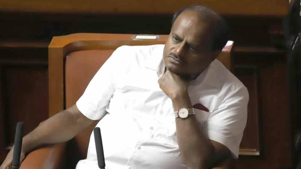 ऑडियो क्लिप विवाद : BJP ने कर्नाटक सीएम कुमारस्वामी के खिलाफ दर्ज कराई शिकायत