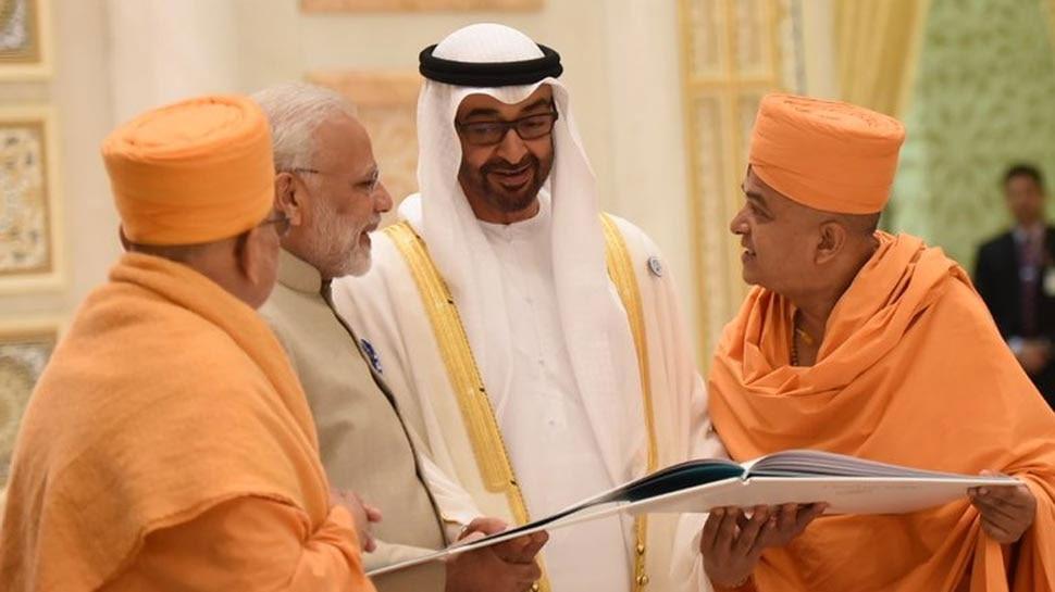 अबुधाबी में बन रहा पहला हिंदू मंदिर, अप्रैल में रखी जाएगी आधारशिला, PM मोदी का है अहम रोल