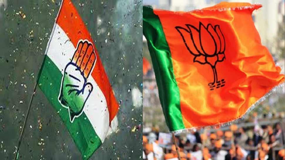 यूपी में बीजेपी करेगी 'मेरा परिवार भाजपा परिवार' की शुरुआत तो कांग्रेस करेगी 'महामंथन'