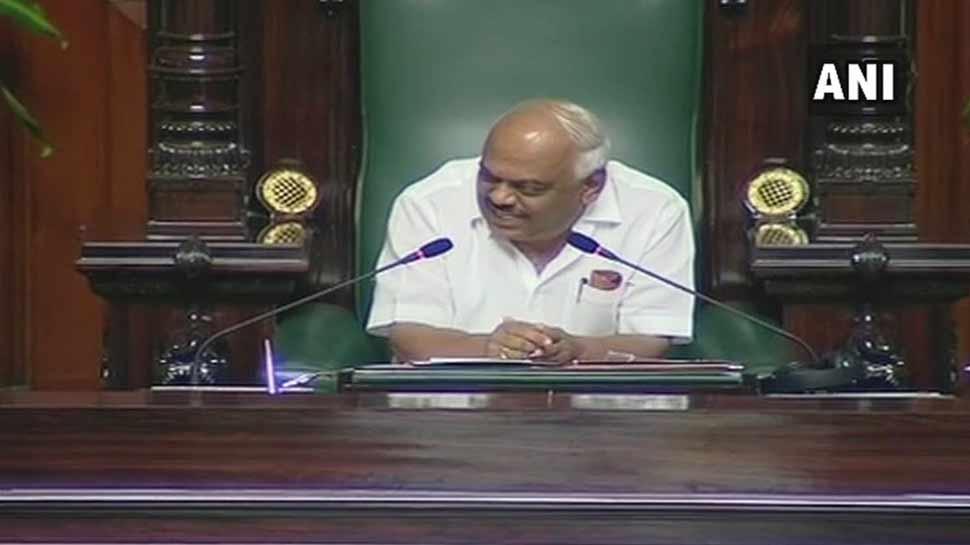 कर्नाटक विधानसभा अध्यक्ष का विवादित बयान, बलात्कार पीड़िता से की अपनी तुलना