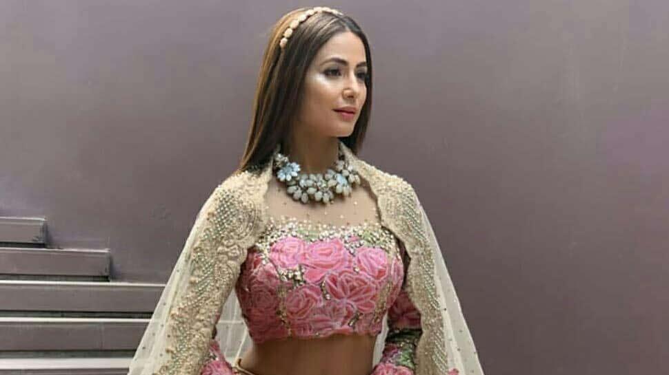 PHOTOS : हिना खान का नया फोटोशूट हुआ वायरल, ट्रेडिशनल लुक में लग रही हैं प्रिंसेस