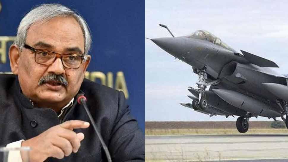 UPA की तुलना में NDA की राफेल डील सस्ती : CAG | जेटली ने कांग्रेस पर कसा तंज