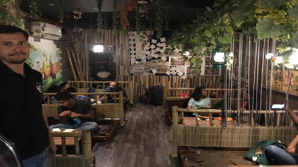 PM मोदी के स्टार्ट अप इंडिया से प्रेरित इस कैफे में गूंगे-बहरे देते हैं सर्विस