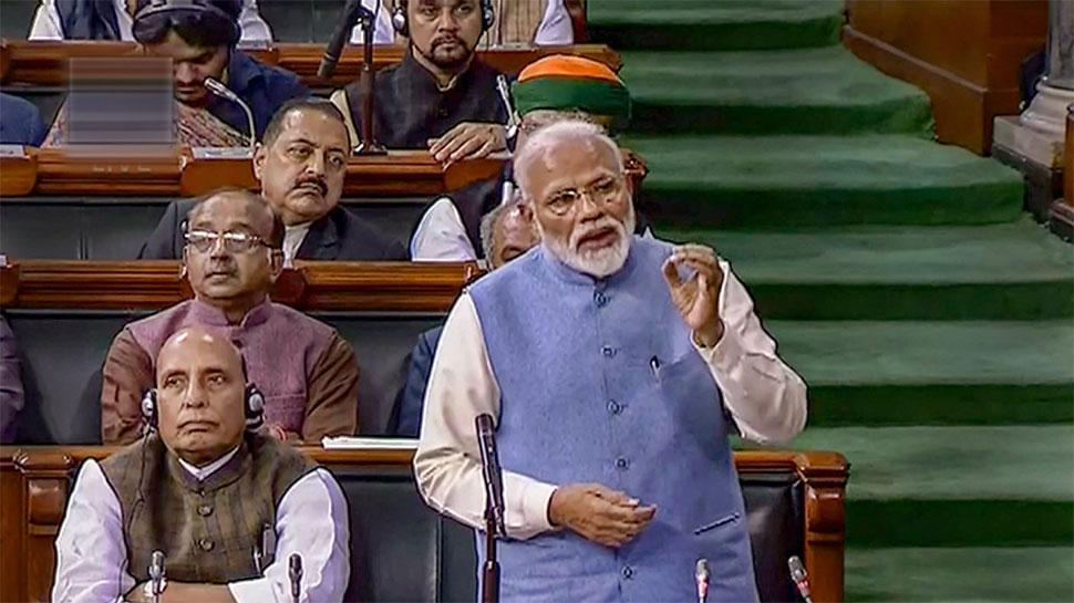 प्रधानमंत्री ने जताया आभार, बोले 'अब तो मुलायम सिंह जी ने भी आशीर्वाद दे दिया है '