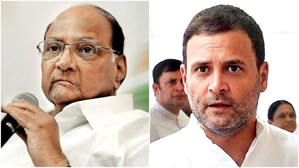 शरद पवार ने कहा, 'कांग्रेस-NCP ने सीट बंटवारे को अंतिम रूप दिया'
