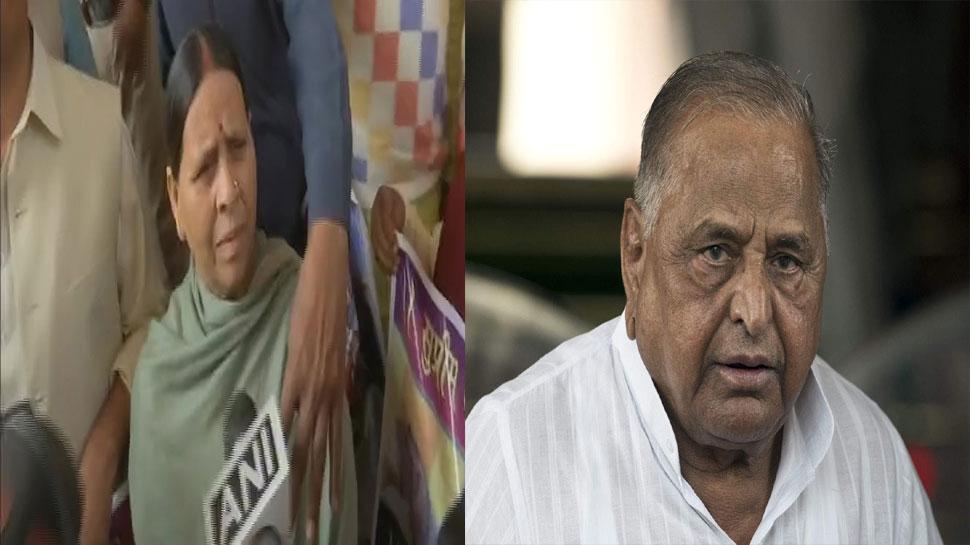 PM मोदी को लेकर मुलायम सिंह के बयान पर बोली राबड़ी देवी, 'उम्र हो गई उन्हें याद नहीं रहता'