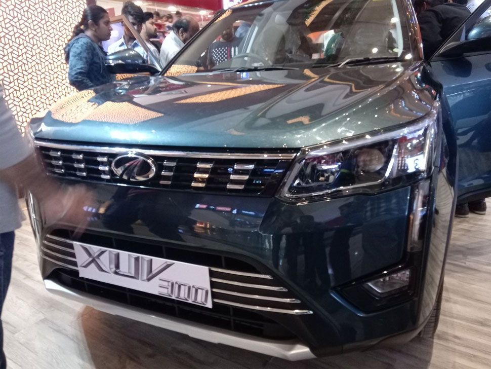 mahindra XUV 300 Launched in India