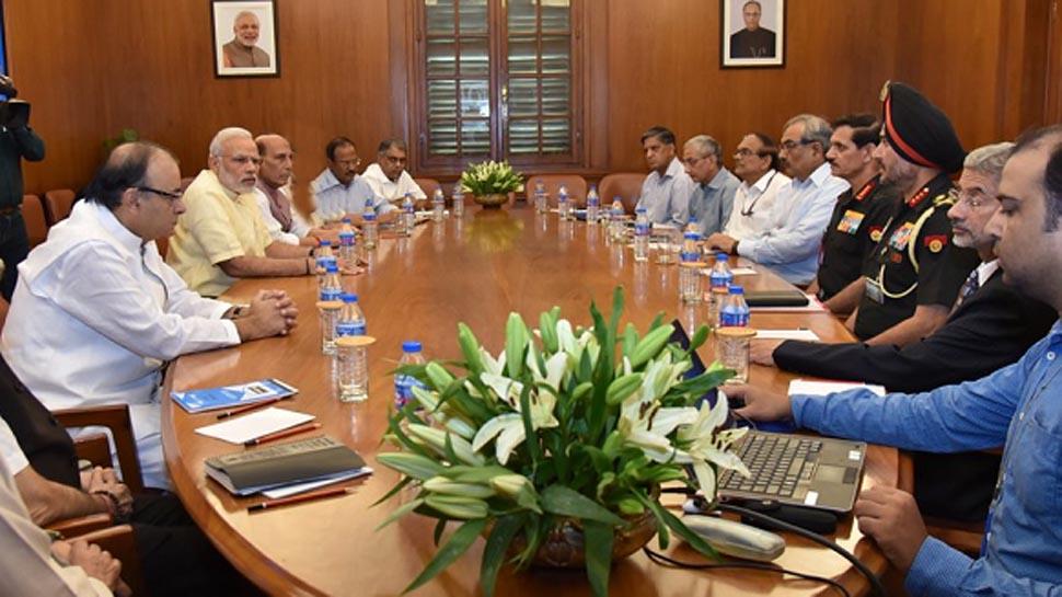 जम्मू-कश्मीर में सबसे भीषण आतंकी हमला, आज सीसीएस की बैठक में होगा बड़ा फैसला