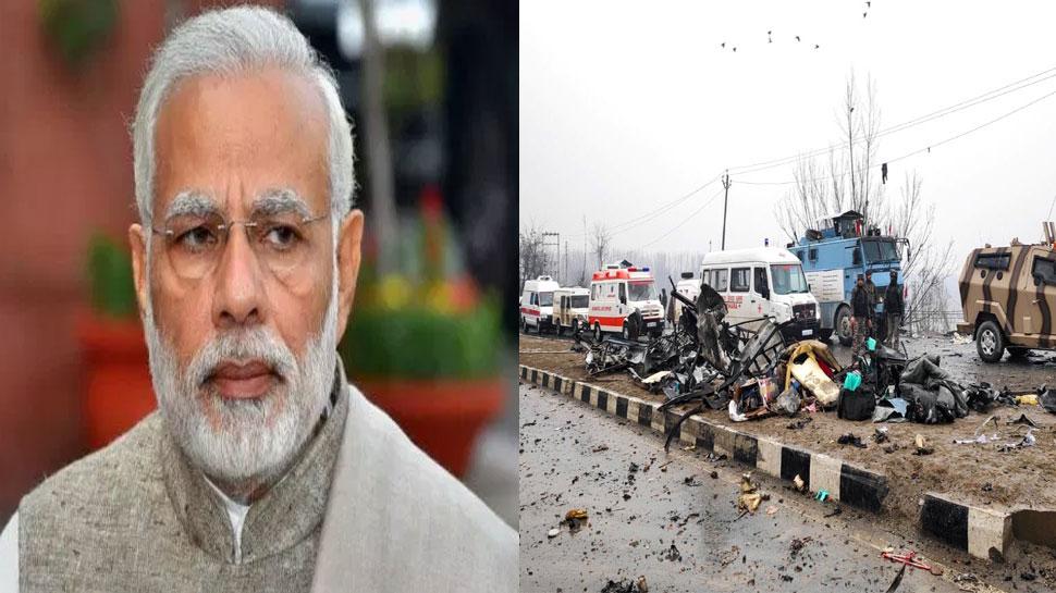 पुलवामा आतंकी हमला: 44 मौतों से गमजदा देश, आतंकियों से 'बदले' की हो रही मांग