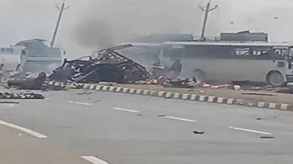 Pulwama Terror Attack in Jammu and Kashmir-5