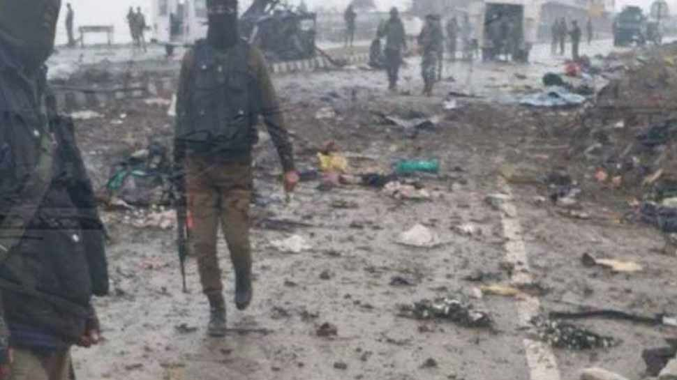 Pulwama Terror Attack in Jammu and Kashmir-4