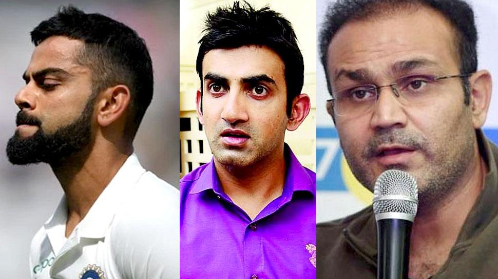 पुलवामा हमले से भारतीय क्रिकेटर्स में भी रोष, विराट, गंभीर, सहवाग ने जताया ट्विटर पर अपना गुस्सा