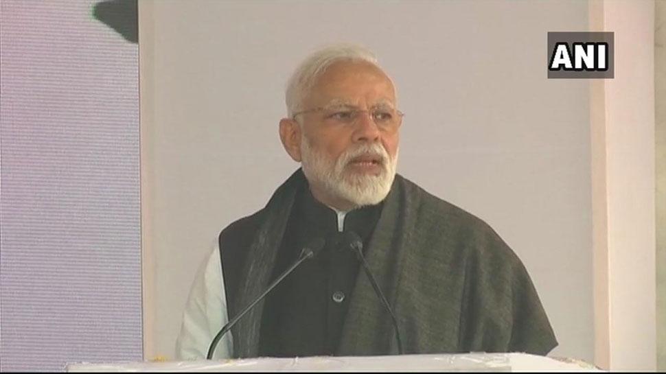 पुलवामा हमला:आतंकी संगठनों ने बहुत बड़ी गलती की, इसकी कीमत उनको चुकानी पड़ेगी: PM मोदी