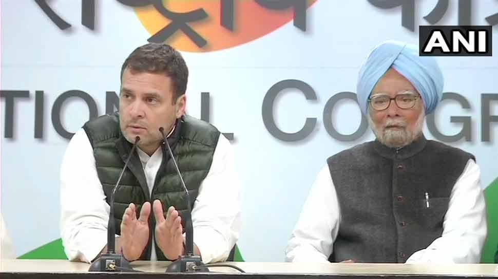 राहुल गांधी बोले- ये हिंदुस्तान की आत्मा पर हमला है, दुख की इस घड़ी में पूरा देश एक साथ है