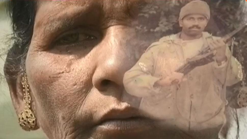 पुलवामा हमलाः शहीद विजय सोरेंग ने किया था पत्नी से एक छोटा घर बनवाने का वादा