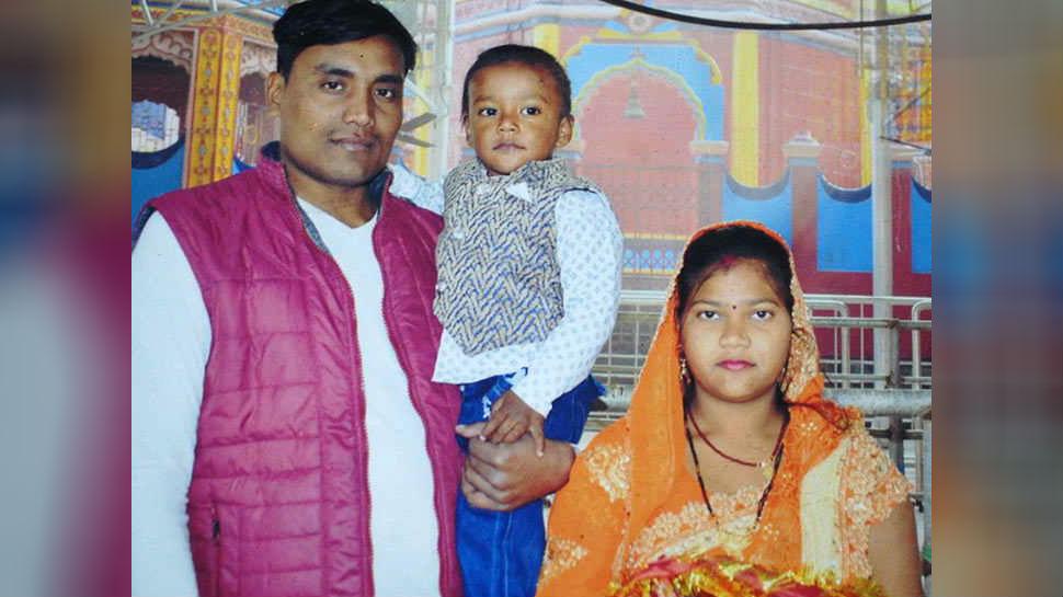 बिहार: शहीद की पत्नी ने कहा, 'रतन से जी भर बात भी नहीं कर सकी थी'