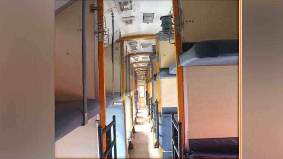 भारत की सबसे लम्बी दूरी तय करने वाली ट्रैन का हुआ कायापलट, अब मिलेंगी ये सुविधाएं