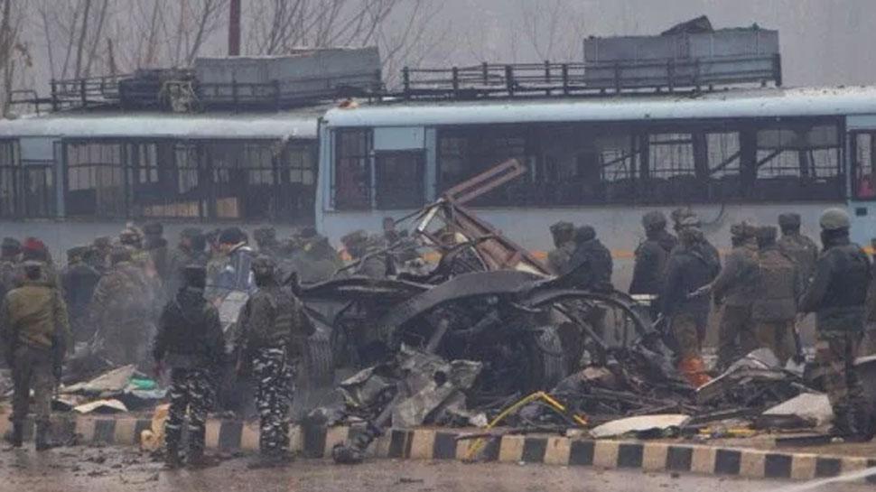 पुलवामा: हमले के बाद शवों को पहचानना था मुश्किल, ऐसे हुई शहीदों की पहचान