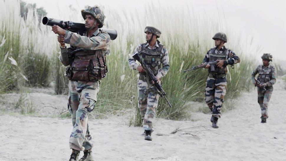 पाकिस्तान ने LoC पर फिर की गोलीबारी, सेना ने दिया जवाब, एक सैनिक घायल