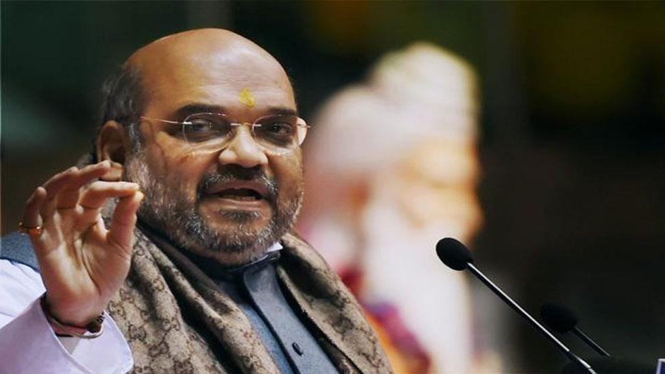 CRPF जवानों का बलिदान व्यर्थ नहीं जाएगा क्योंकि अब BJP सरकार है: अमित शाह
