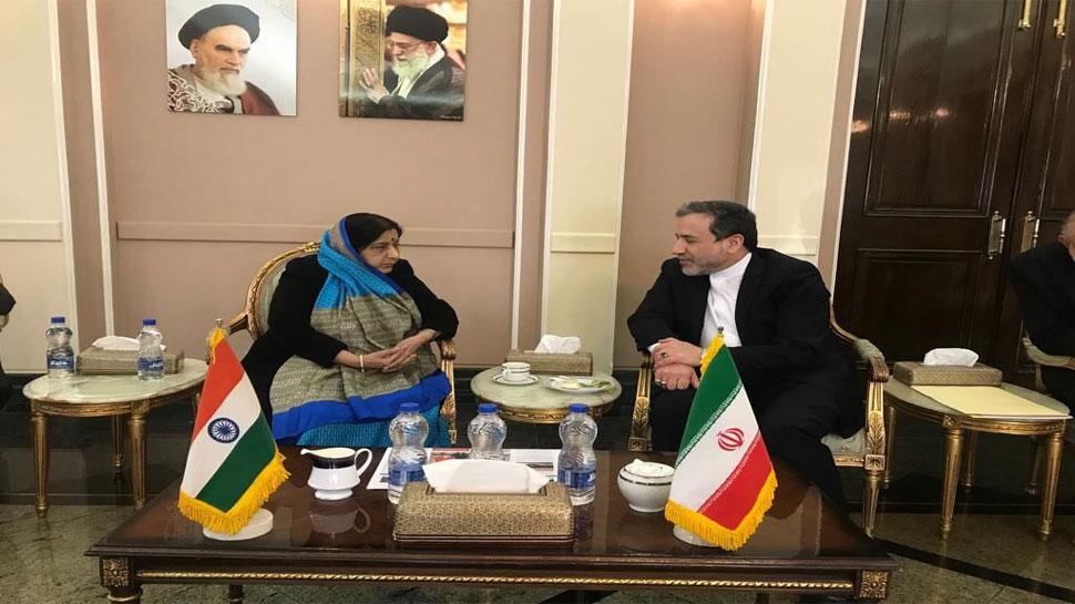 भारत और ईरान आतंकवाद का मुकाबला करने में करीबी सहयोग करने पर हुए सहमत