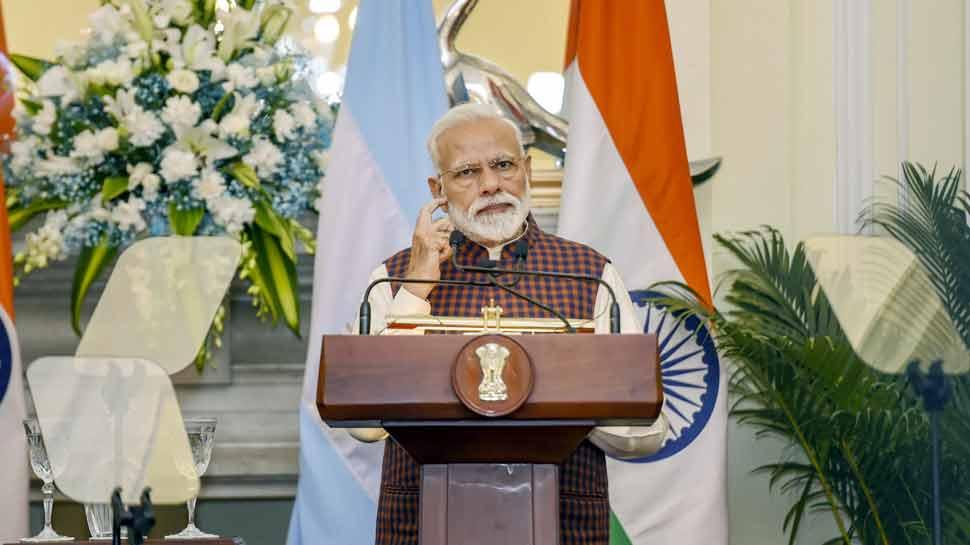 पुलवामा अटैक पर PM मोदी की दो टूक, 'अब बातों का समय निकल चुका है'