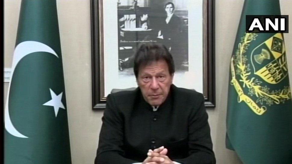 पुलवामा हमले पर पाक पीएम इमरान खान की गीदड़भभकी, 'आप हमला करेंगे तो हम भी कड़ा जवाब देंगे'