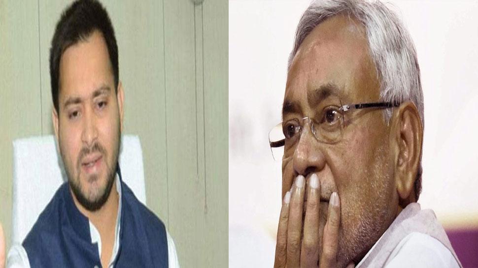 मुजफ्फरपुर रेप केस: तेजस्वी ने नीतीश कुमार पर लगाए संगीन आरोप, कहा - 'CM मामले में संलिप्त'