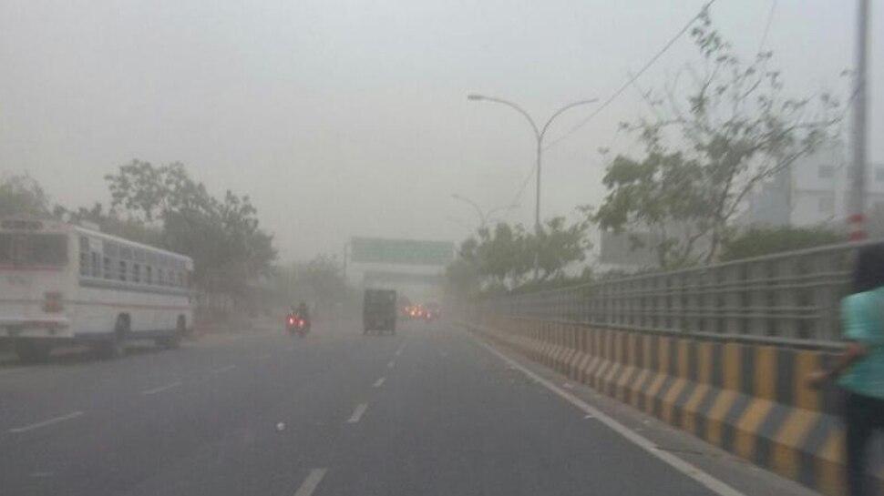 जलवायु परिवर्तन के कारण गर्मियों में ज्यादा तूफान आने की आशंका