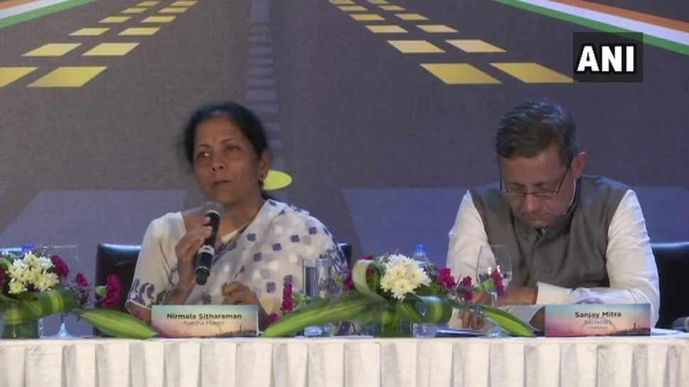 रक्षा मंत्री निर्मला सीतारमण बोलीं, 'कोई भी शब्द देश के लोगों का गुस्सा शांत नहीं कर सकता'