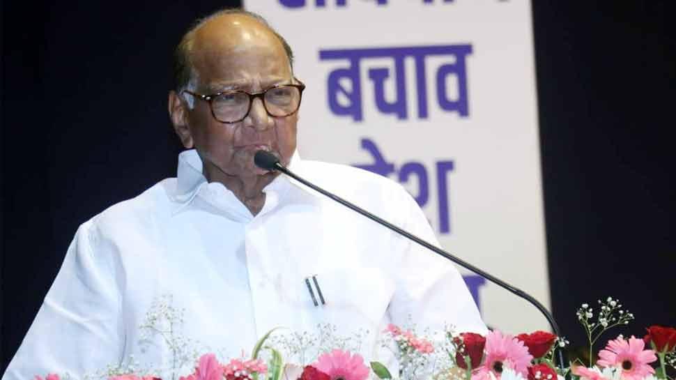 शरद पवार ने पुलवामा हमले पर सर्वदलीय बैठक में शामिल न होने पर PM मोदी की आलोचना की