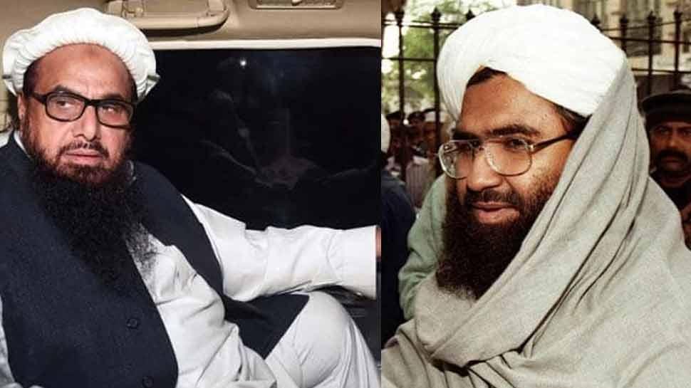 पाकिस्तान ने मसूद अजहर और हाफिज सईद को किया अलर्ट, कहा- 'कुछ दिन छुपकर रहो'