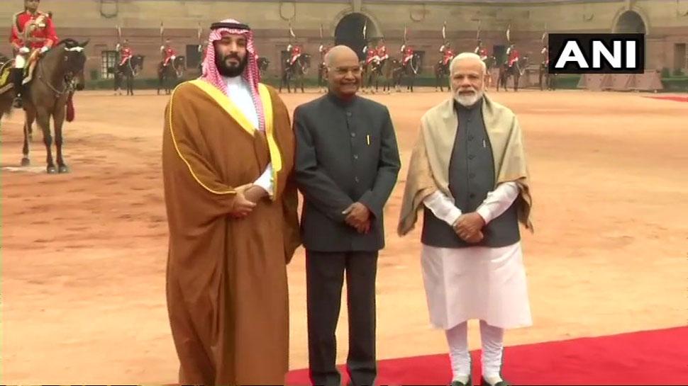हम दोनों भाई हैं, PM मोदी मेरे बड़े भाई हैं: सऊदी अरब के क्राउन प्रिंस