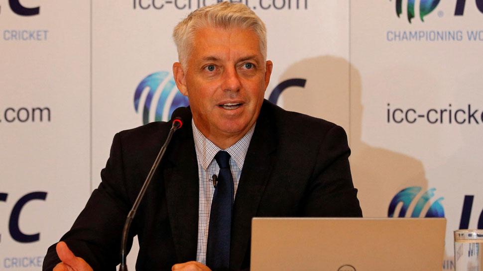 World Cup 2019: पुलवामा अटैक के बाद भारत-पाकिस्तान संबंधों पर आईसीसी की नजर: रिचर्डसन