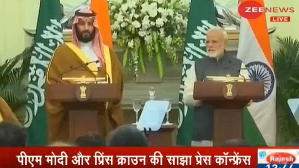 सऊदी अरब भारत का सबसे मूल्यवान साझेदार : प्रधानमंत्री मोदी