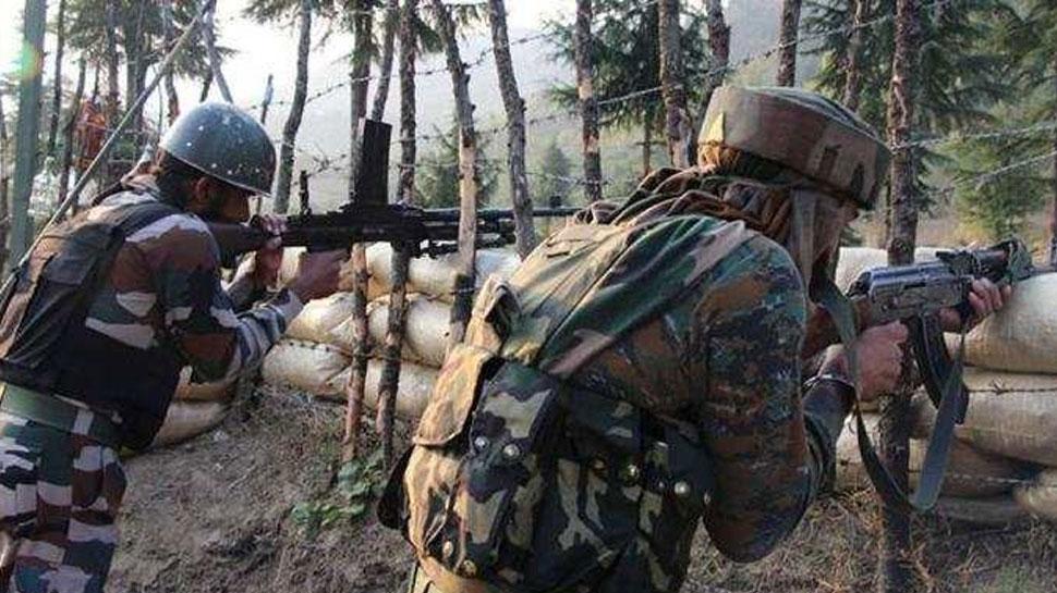 पाकिस्तान ने संघर्षविराम का किया उल्लंघन, भारतीय सेना ने दिया मुंहतोड़ जवाब