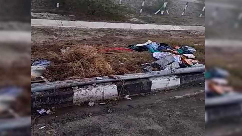आगरा-लखनऊ एक्सप्रेस-वे पर फिर दिखा रफ्तार का कहर, 6 लोगों की मौत, 12 से ज्यादा घायल