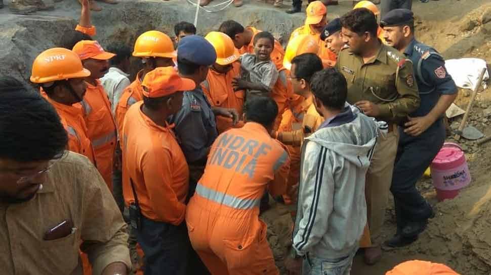 पुणेः बोरवेल में गिरे 6 साल के मासूम को NDRF की टीम ने बचाया, 16 घंटे चला बचाव अभियान