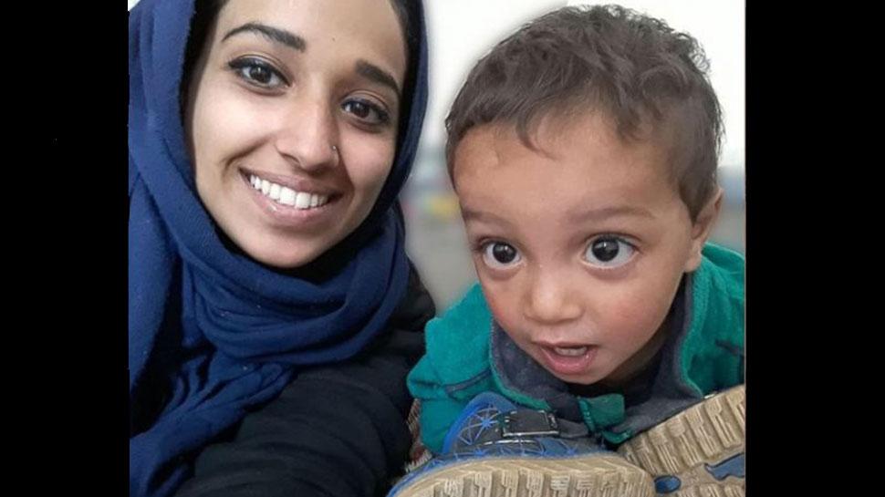 IS में शामिल हुई महिला को अमेरिका ने एंट्री देने से किया इंकार