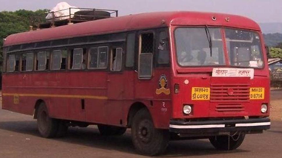 महाराष्ट्र : रायगढ़ में सरकारी बस में मिला देसी बम का सामान, यात्रियों में हड़कंप
