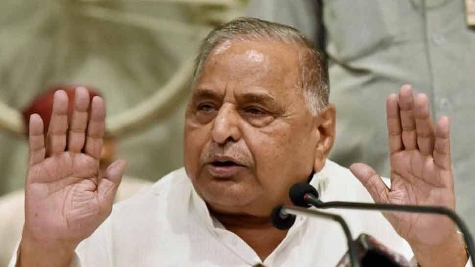 SP-BSP गठबंधन से नाराज मुलायम बोले, 'आधा उत्तर प्रदेश तो पहले ही हार गए'