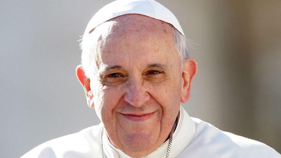 यौन शोषण पर बोले पोप, कहा- हम उन बच्चों की सुनें, जो न्याय की गुहार लगा रहे हैं