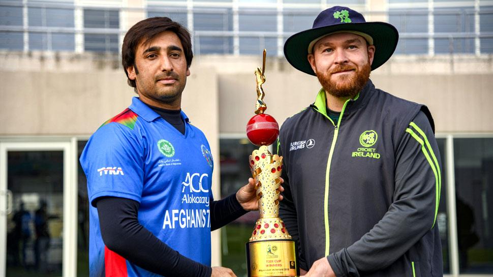 50 रन पर 5 विकेट गंवाने के बाद भी जीता अफगानिस्तान, आयरलैंड को 5 विकेट से हराया