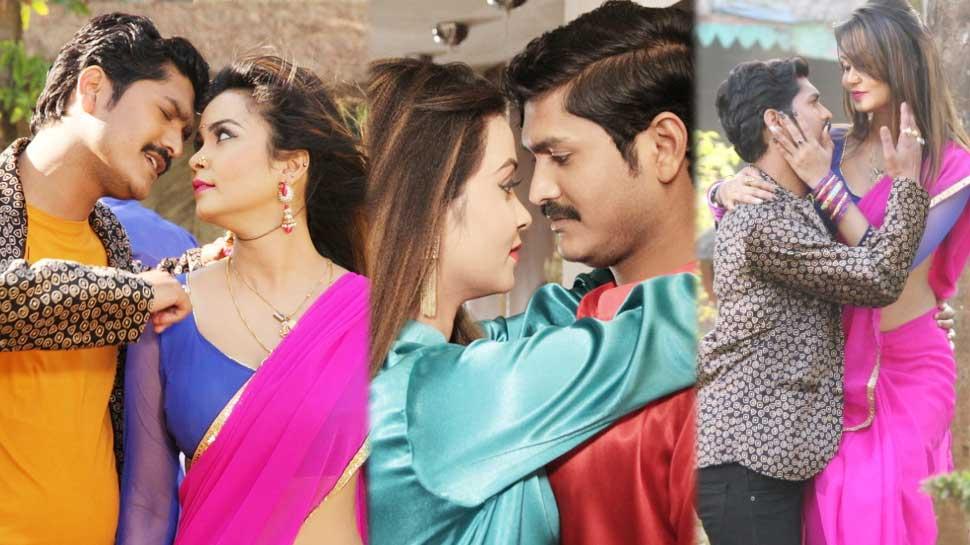 भोजपुरी फिल्म 'बब्बर' की शूटिंग पूरी होते ही LEAK हुई ये तस्वीरें...