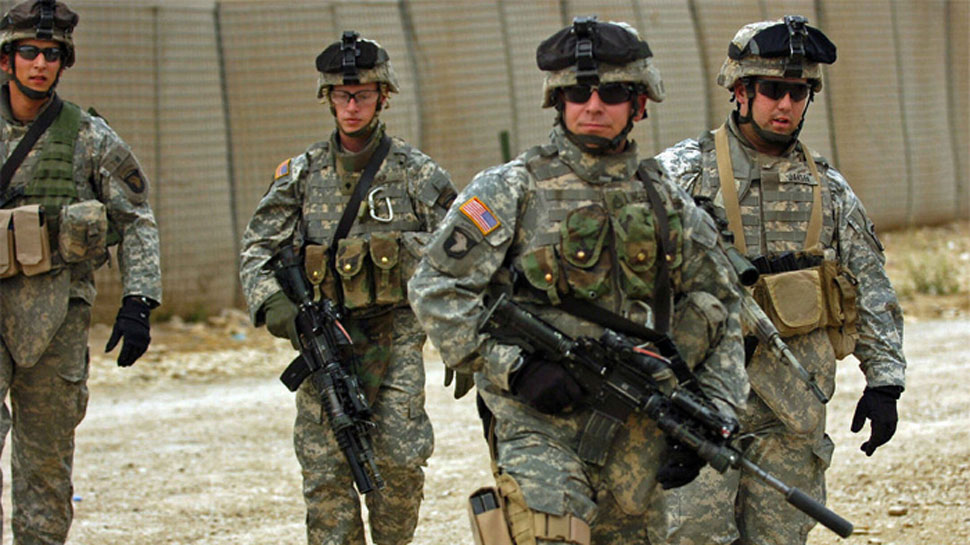 सीरिया में बनी रहे शांति इसलिए अपने 200 सैनिकों को सीरिया में ही रखेगा अमेरिका